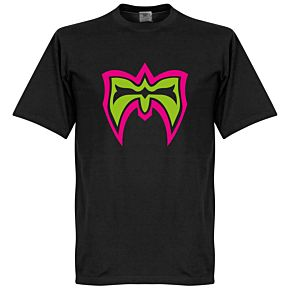 Ultimate Warrior Face Paint Tee - Black