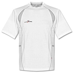 Precision Training Old Style Ultimate Crew Tee - White