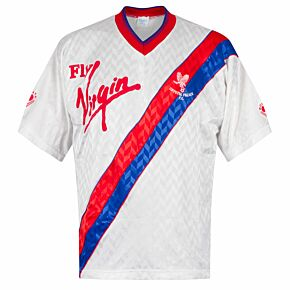 Bukta Crystal Palace 1988-1989 Away Shirt - USED Condition (Great) - Size M