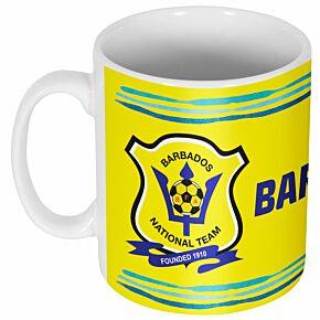 Barbados Team Mug