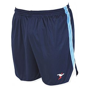 Precision Training Roma Shorts - Navy/Sky/White