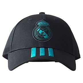 Adidas Real Madrid Cap - Black