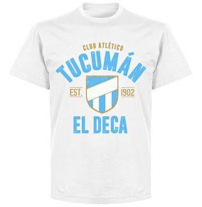 Atletico Tucuman EstablishedT-Shirt - White
