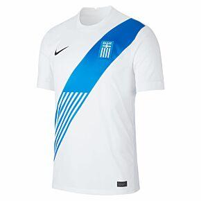 20-21 Greece Home Shirt