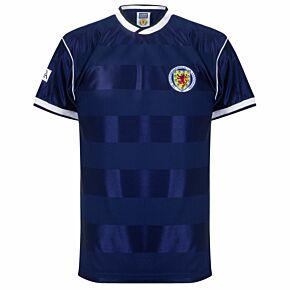 1986 Scotland Home Retro Shirt