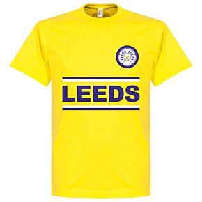 Leeds Team Tee - Lemon Yellow