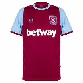20-21 West Ham Home Shirt