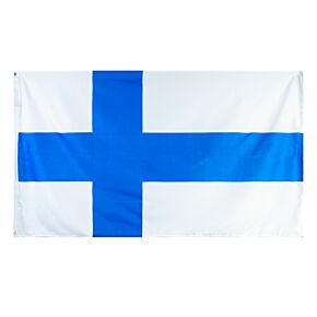 Finland Large National Flag (90x150cm approx)