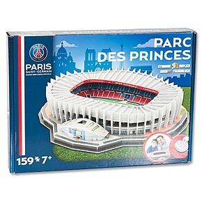 PSG 'Parc des Princes' Stadium 3D Puzzle