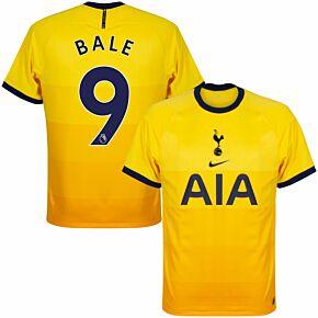 20-21 Tottenham 3rd Shirt + Bale 9