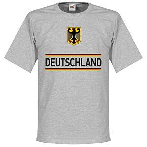 Germany Team Tee - Grey