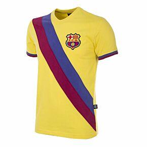 78-79 Barcelona Away Retro Shirt