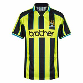 1999 Man City Retro Wembley Shirt