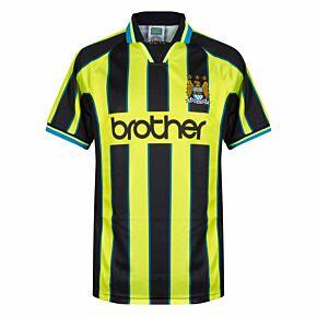 1999 Man City Retro Wembley Shirt
