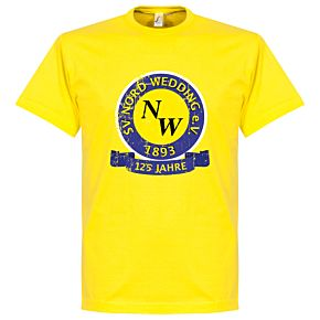 Nord Wedding Vintage Tee - Lemon