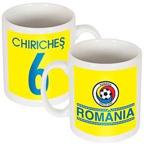 Romania Chiriches Team Mug