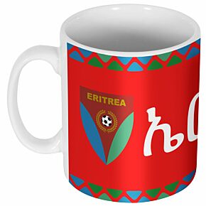 Eritrea Team Mug