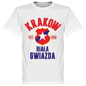 Wisla Krakow Established Tee - White