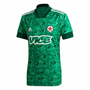 20-21 Red Star FC Home Shirt