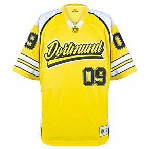 Borussia Dortmund NFL Shirt - Yellow