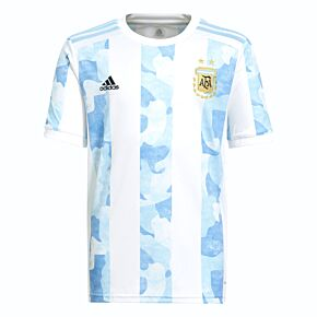 2021 Argentina Home Shirt - Kids