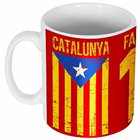 Catalunya Fabregas 10 Mug
