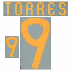 Torres 9 (Junior size) 10-11 Spain Home/Away