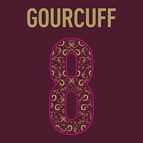 Gourcuff 8 (Lyon Art Style)