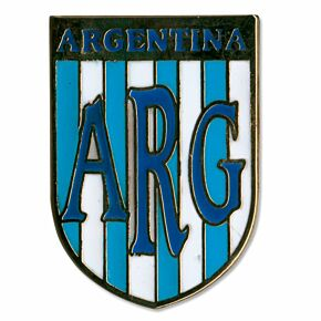 Argentina Pin Badge - 02