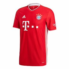 20-21 Bayern Munich Home Shirt - Kids