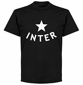 Inter Star KIDS T-shirt - Black