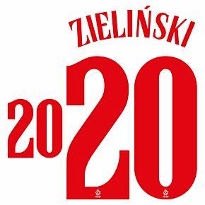 Zieliński 20 (Official Printing) - 20-21 Poland Home