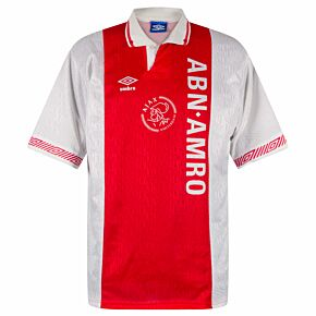 Umbro Ajax 1991-1993 Home Shirt - USED Condition (Great) - Size L **READY TO PUBLISH**
