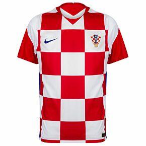 20-21 Croatia Home Shirt