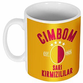 Galatasaray Established Ceramic Mug