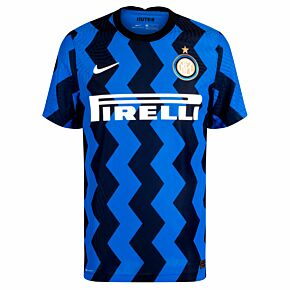 20-21 Inter Milan Vapor Match Home Shirt