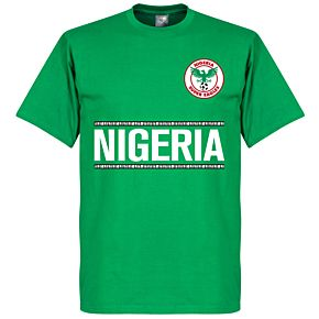 Nigeria Team Tee - Green