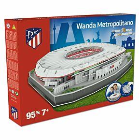 Atletico Madrid 'Wanda Metropolitano' LED 3D Stadium Puzzle