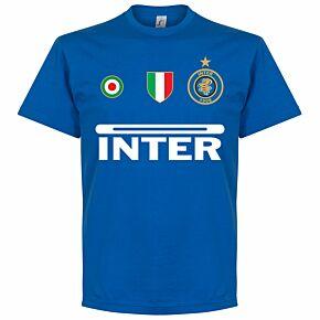 Inter Team Tee - Royal