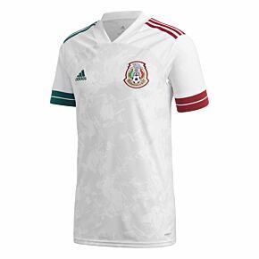 20-21 Mexico Away Shirt