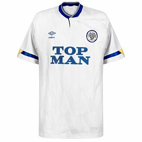 Umbro Leeds United 1990-1991 Home Shirt - USED Condition (Great) - Size M *READY TO PUBLISH*