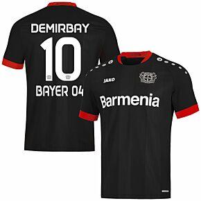 20-21 Bayer Leverkusen Home Shirt + Demirbay 10