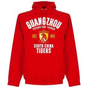 Guangzhou Established Hoodie - Red