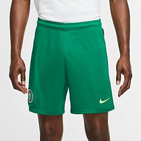 20-21 Nigeria Home Shorts