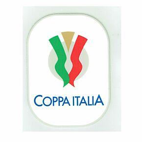 18-19 Coppa Italia Sleeve Patch