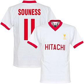 1978 Liverpool Away Retro Shirt + Souness 11