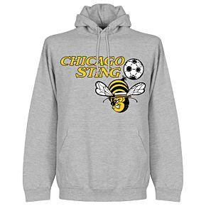 Chicago Sting Hoodie - Grey