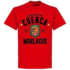 Deportivo Cuenca Established T-shirt - Red