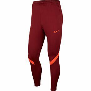 21-22 Liverpool Strike Track Pants - Red