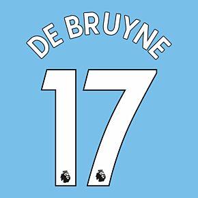 De Bruyne 17 (Premier League)